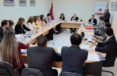 Cones: Presidente del TEI admite que elecciones se basan en reglamento interno » Ñanduti