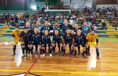 Fomento de Barrio Obrero campeón sudamericano en futsal