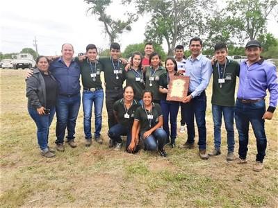 Escuela B.T.A campeón del Concurso de Historia sobre la Guerra del Chaco