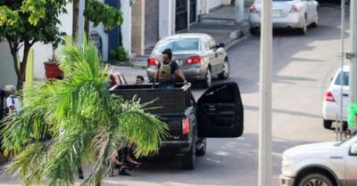 Capturaron al hijo del 'Chapo', pero narcos hicieron una guerra y lo liberaron de vuelta