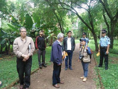 """Proponen convertir en """"bosque urbano"""" las últimas reservas naturales de Encarnación"""