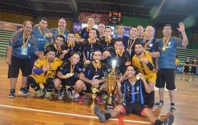 Fomento se consagró flamante campeón de la Zona Sur en Bolivia