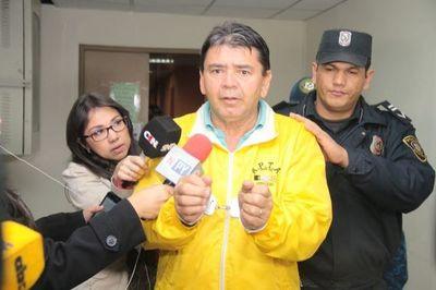 Jueces decretan prisión domiciliaria para Arístides Morales y otros taxistas