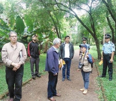 Piden mantener   bosques urbanos en Encarnación