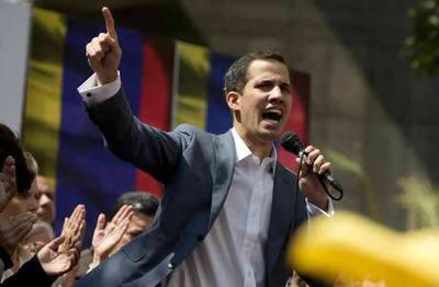Guaidó convocó para el 16 de noviembre nuevas protestas contra Maduro