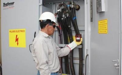 Comerciantes del parque Mercosur imputados por robo de energía