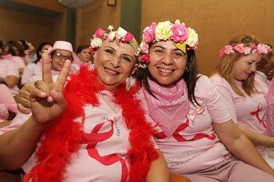 Lucha contra el cáncer de mama: Insisten en controles preventivos