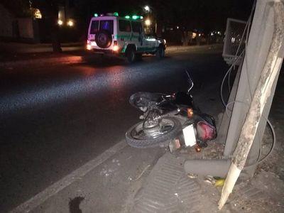 Más del 50% de accidentes corresponden a motociclistas