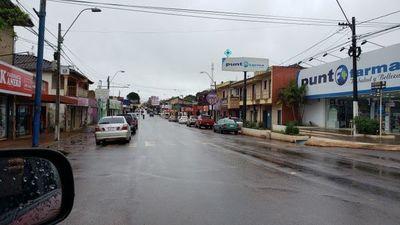 Continúa la lluvia en Misiones