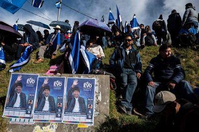Los bolivianos deciden si Morales tendrá o no otros cinco años de Gobierno