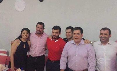 Ulises Quintana se reúne con Horacio Cartes y líderes de Honor Colorado