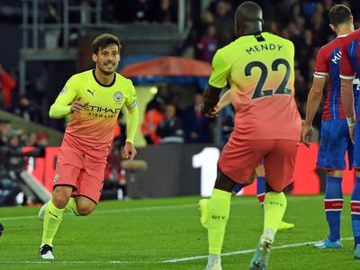 City se recupera con victoria sobre el Crystal Palace