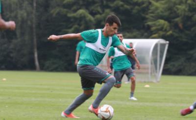 HOY / Hernán vuelve a marcar un gol en la Liga de Qatar