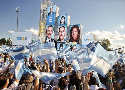 Argentina entra en su última semana de campaña electoral