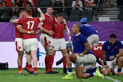 Gales elimina a Francia