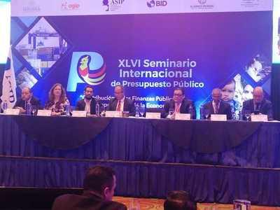 Paraguay presentó experiencias y avances en materia presupuestaria
