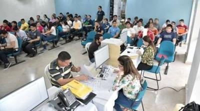 HOY / Más de 5.000 jóvenes pujan por 68 vacancias en Itaipú