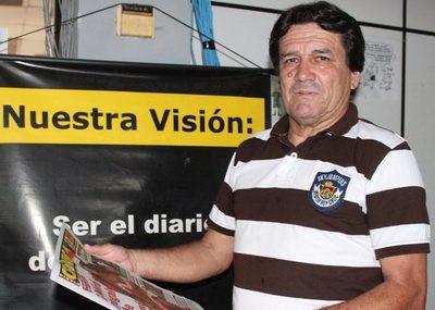 Luto en el fútbol paraguayo: Falleció Cristóbal Maldonado