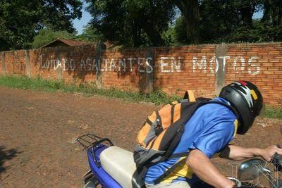Policías aplicarán la Ley y no negociarán con motochorros