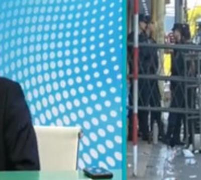 """Ministro del Interior reitera """"tolerancia cero a cortes de ruta"""""""