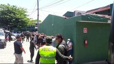 Elecciones en Bolivia: arrestaron a 106 militantes opositores