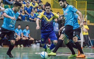 Jornadas a puro fútbol de salón en Franco