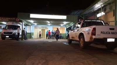 CARMEN DEL PNA: MOTOCICLISTA CON TRAUMATISMO DE CRÁNEO TRAS ACCIDENTE SOBRE LA RUTA 1