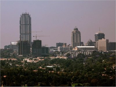 """Un """"Empire State sudafricano"""", el nuevo edificio más alto de África"""
