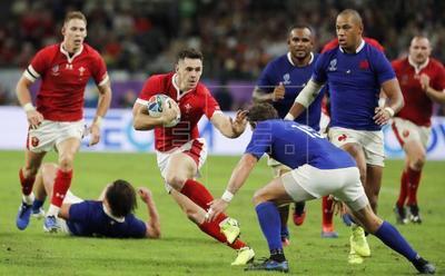 20-19. Gales pasa a semifinales al vencer a Francia en choque muy equilibrado