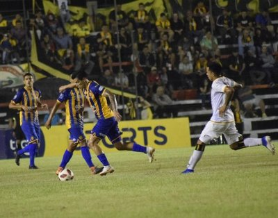 Sportivo Luqueño ganó por la mínima diferencia a Guaraní