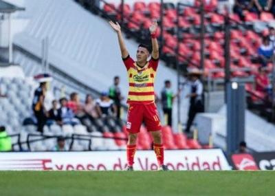 HOY / El paraguayo Ferreira brilla en un fin de semana oscuro del fútbol mexicano