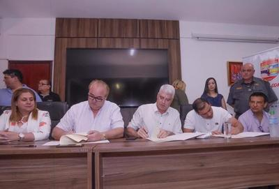 Municipio de Minga Guazú tendrá su propia terminal de ómnibus