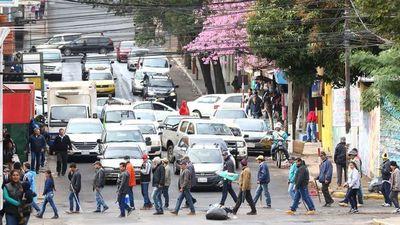 Policía despejará rutas si campesinos cierran