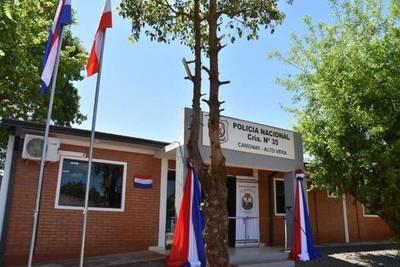 ALTO VERÁ: ALLANAN VIVIENDAS Y ENCUENTRAN FREEZER HURTADO EN ESCUELA