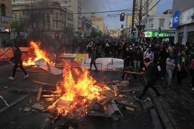 Disturbios en Chile: Ningún paraguayo fue afectado, señala embajador