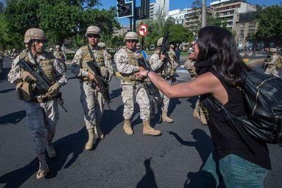 La protesta social enciende el mundo