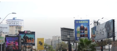 Municipalidad de Asunción duda de datos proveídos por TX sobre cartelería