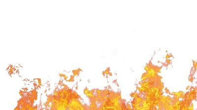 Octubre en llamas