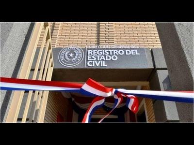 HUELGA DE UN MES EN EL REGISTRO CIVIL