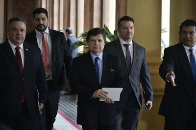 """Titular de Interior buscará """"más publicidad"""" de los Lince para """"soporte moral"""""""