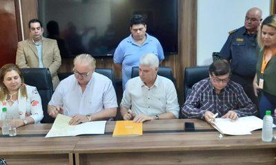 En diciembre iniciará la construcción  de la terminal de ómnibus en Minga Guazú