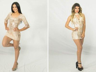 Sarita Galeano y Andrea Segovia son las dos finalistas de Chica EXTRA