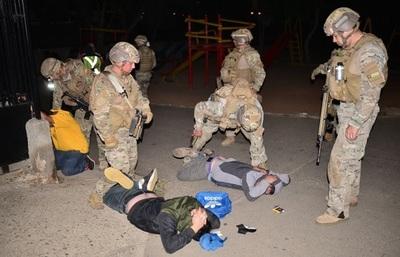 Chile: 11 impactantes imágenes de los saqueos y violentas protestas