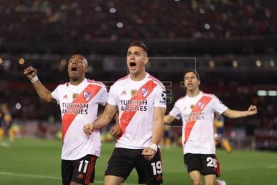 River Plate jugará ante Boca con el mismo equipo que ganó por 2-0 en la ida