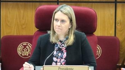 Diputada lamenta que los políticos sigan jugando con la paciencia de la ciudadanía