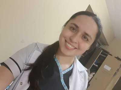 Joven médica concepcionera defiende con creces trabajo de investigación en Chile