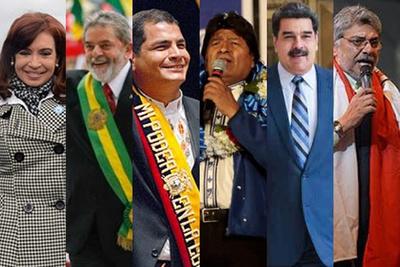 El triste destino sudamericano