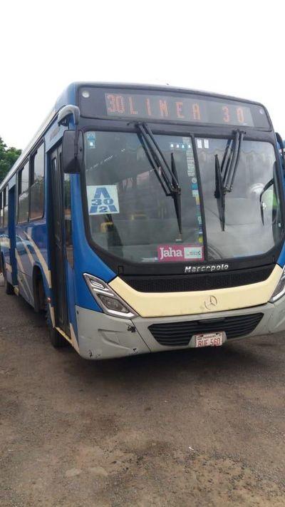 Buses con billetaje electrónico llevarán carteles
