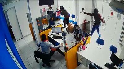 Intento de robo a financiera deja un asaltante menor de edad fallecido » Ñanduti