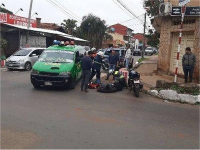 Ciudades con más cantidad de accidentes en motos